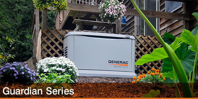 Generac Home Backup Systems